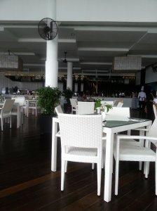 Turi Beach Resort Breakfast Area