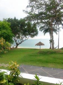 Turi Beach Resort Breakfast View